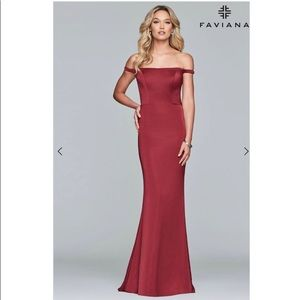 Faviana Dresses - Dress